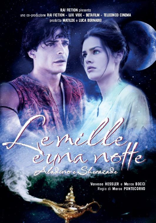 Тысяча и одна ночь / Le mille e una notte: Aladino e Sherazade (2012)