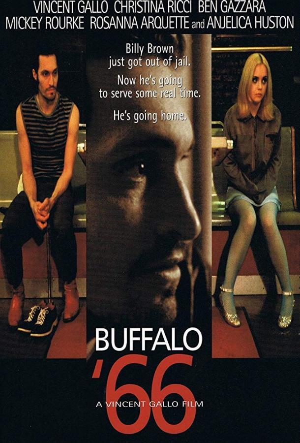 Баффало 66 (1998) смотреть онлайн