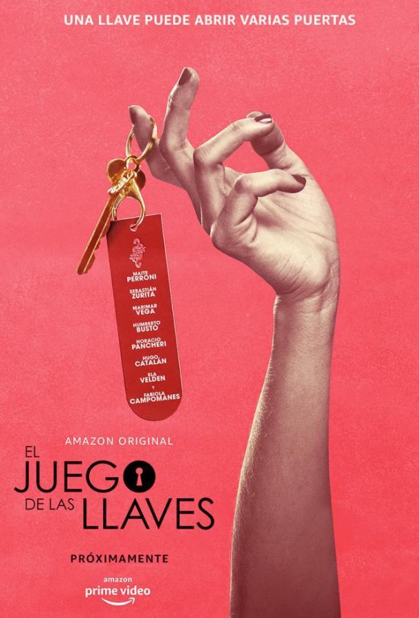 Игра ключей / El Juego de las Llaves (2019) смотреть онлайн 1 сезон