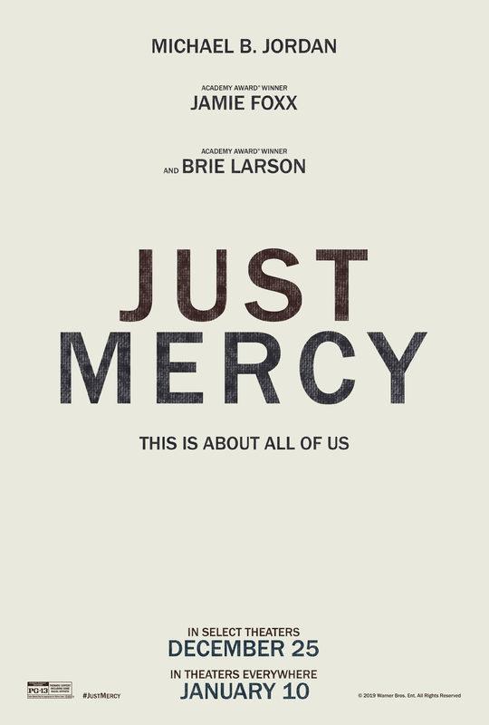 Просто помиловать / Just Mercy (2019)