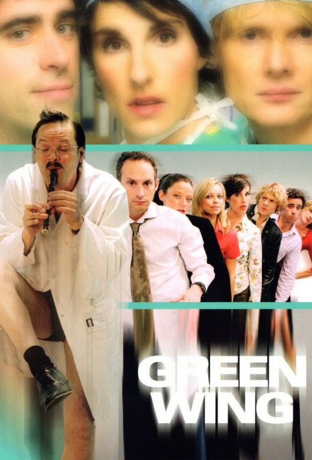 Зеленое крыло / Green Wing (2004)