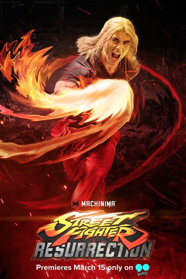 Уличный боец: Воскрешение / Street Fighter: Resurrection (2016)