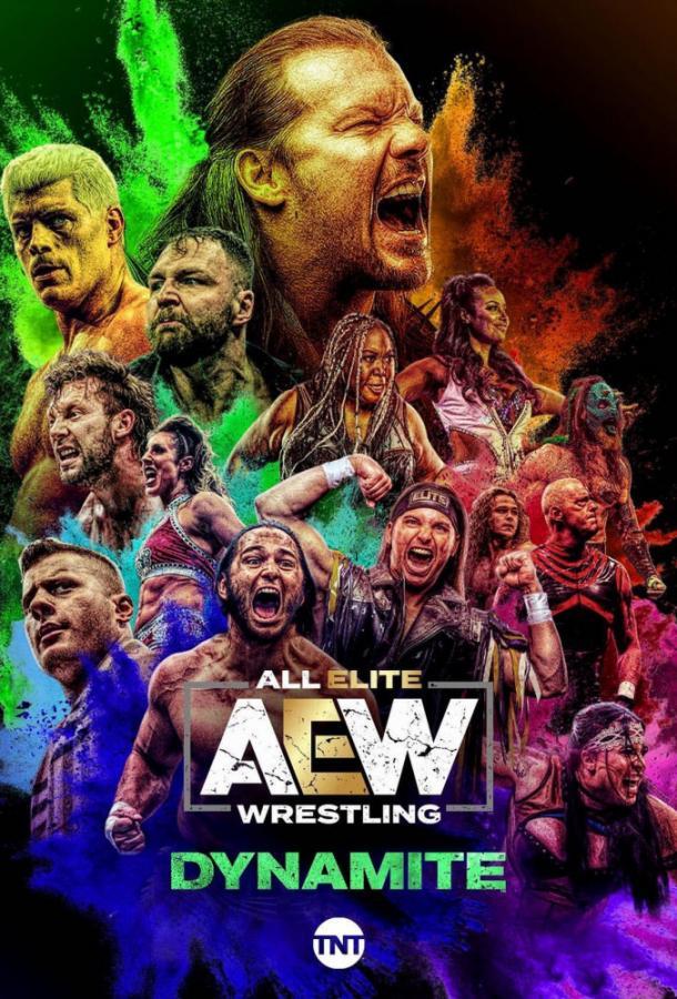 Вся элитная борьба: Динамит / All Elite Wrestling: Dynamite (2019) смотреть онлайн 1 сезон