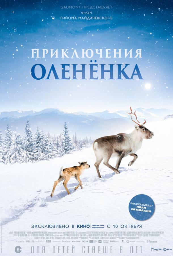 Приключения олененка / Aïlo: Une odyssée en Laponie (2018)