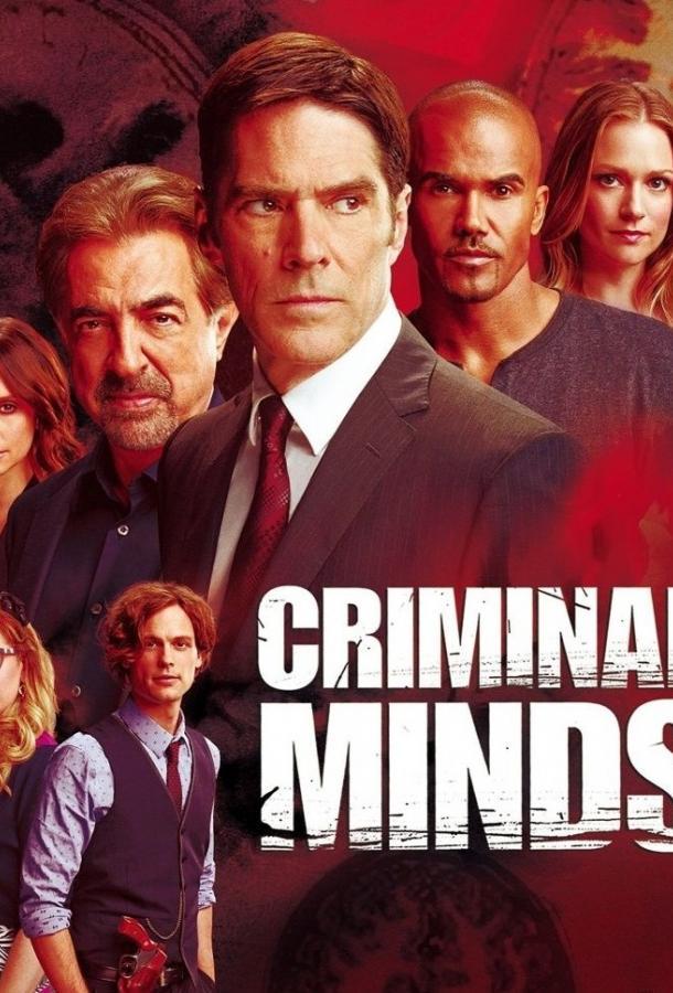 Мыслить как преступник (10 сезон) смотреть онлайн