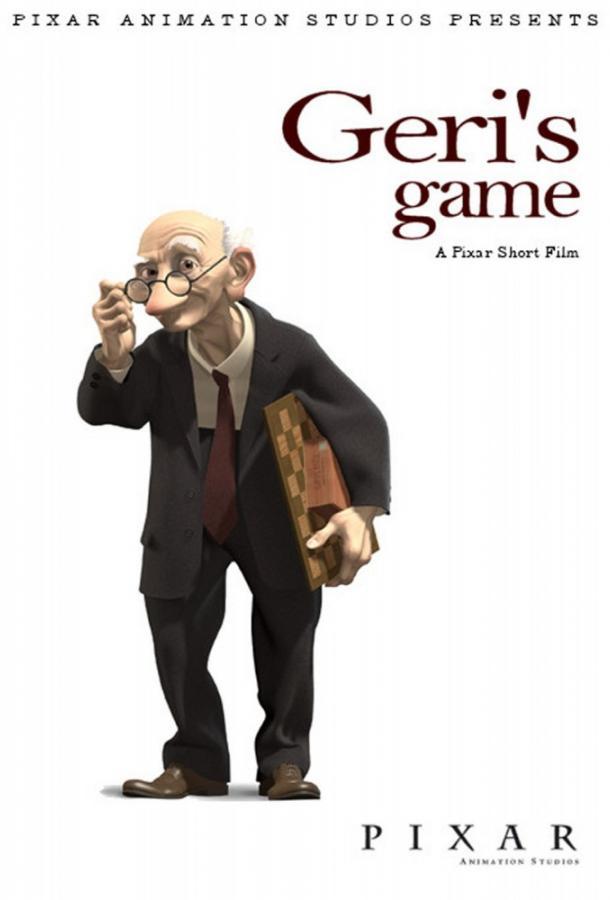Игра Джери / Geri's Game (1997)