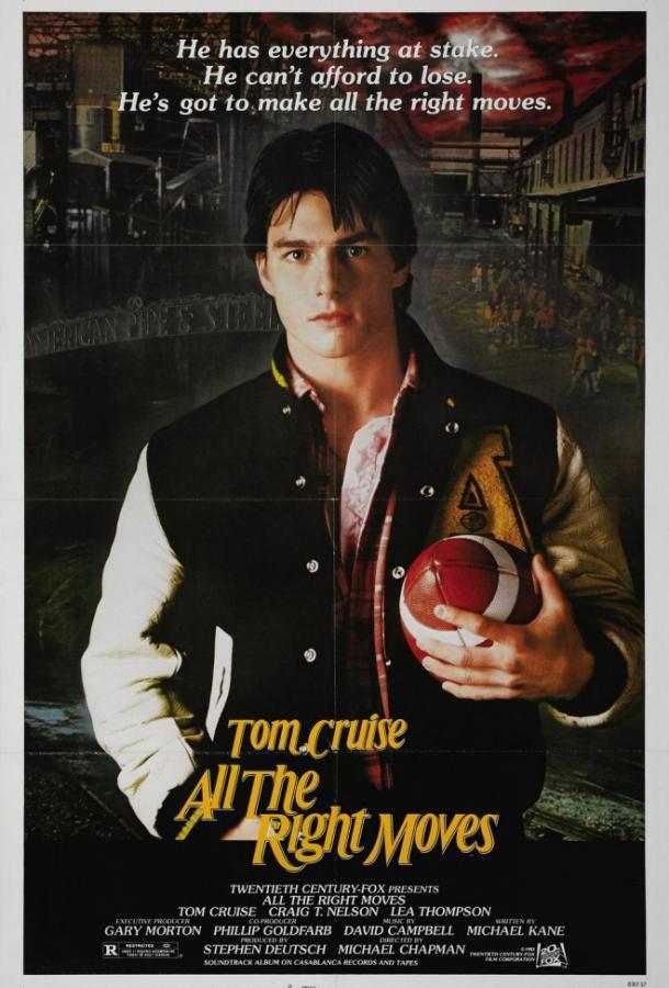 Все верные ходы / All The Right Moves (1983)