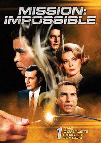 Миссия невыполнима / Mission: Impossible (1966)