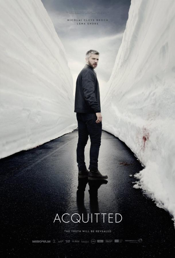 Оправданный / Алиби / Frikjent (2015)