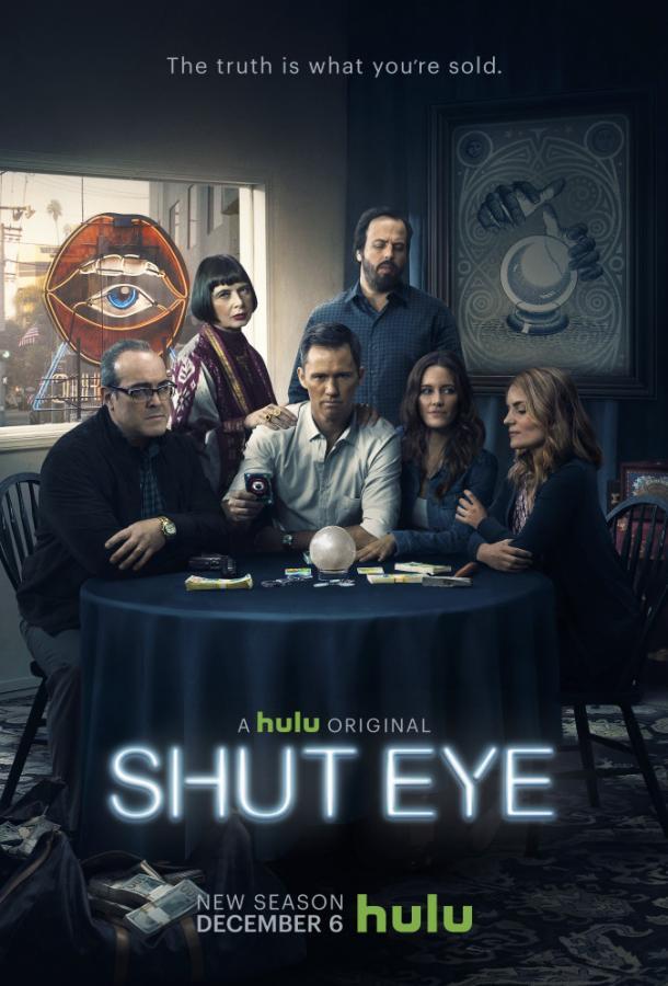 Ясновидец / Shut Eye (2016)