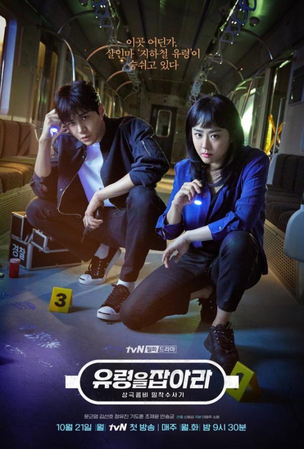 В погоне за призраком / Поймай призрака / Catch The Ghost / Yooryungeul Jabara (2019)