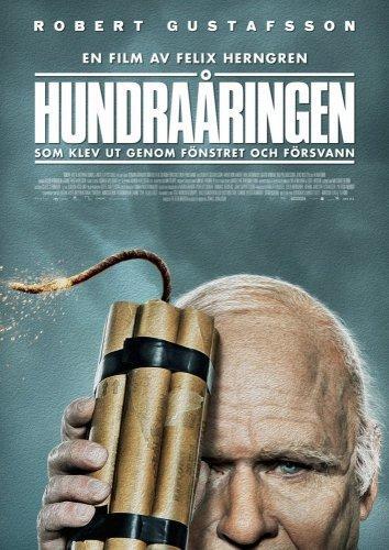 Столетний старик, который вылез в окно и исчез / Hundraåringen som klev ut genom fönstret och försvann (2013)