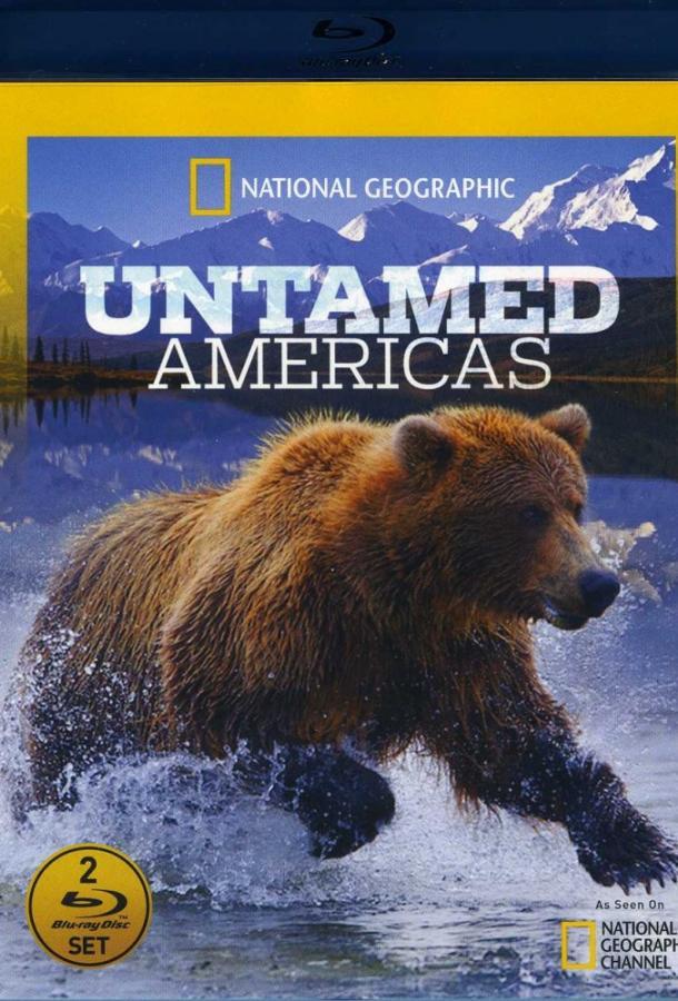 Дикая природа Америки / Untamed Americas (2012)