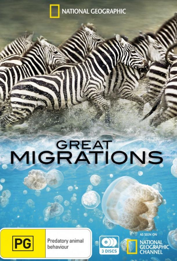 Великие миграции / Great Migrations (2010)