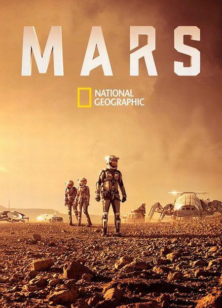 National Geographic. Экспедиция на Марс