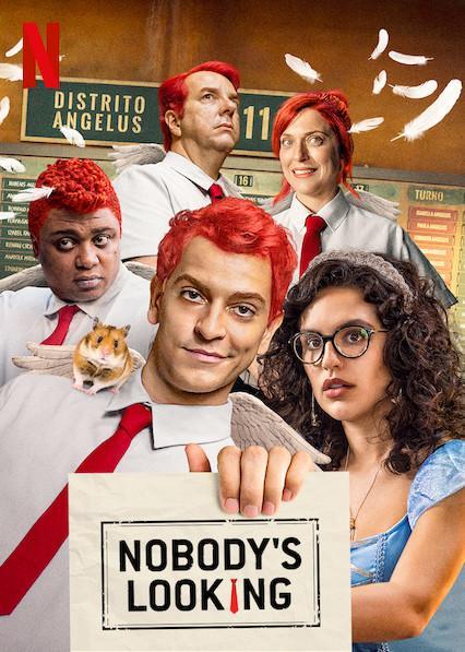 Никто не смотрит / Ninguem Ta Olhando / Nobody Looking (2019) смотреть онлайн 1 сезон