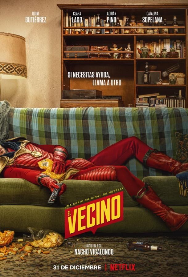Сосед / El vecino (2019) смотреть онлайн 1 сезон