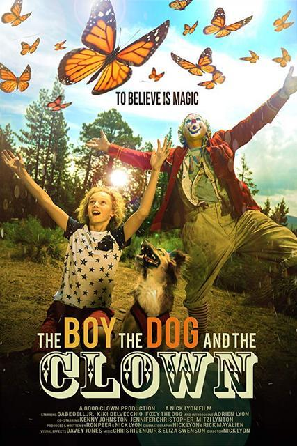 Мальчик, собака и клоун (2019)