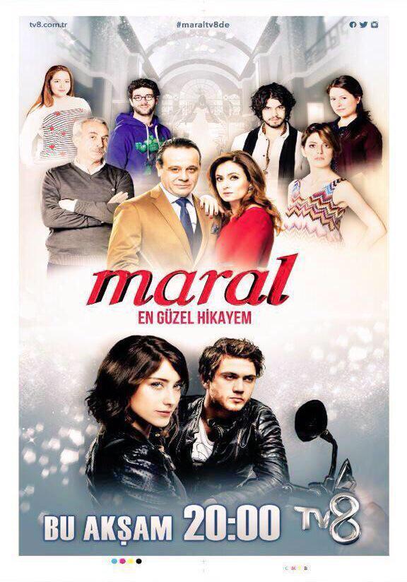Марал / Maral: En guzel Hikayem (2015)