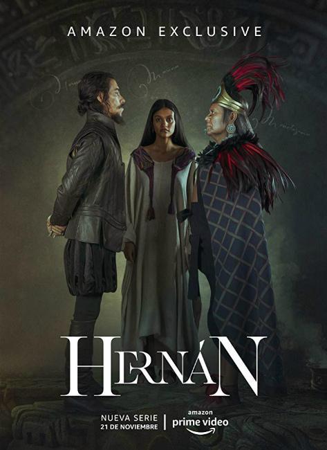 Эрнан / Hernan (2019) смотреть онлайн 1 сезон