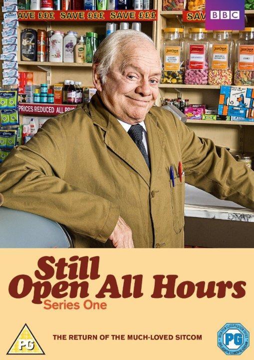 Все еще открыто круглосуточно / Still Open All Hours (2014)