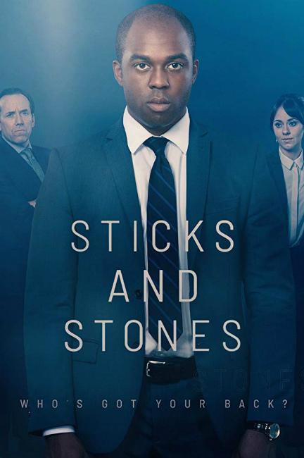 Костолом / Sticks and Stones / The Man (2019) смотреть онлайн 1 сезон