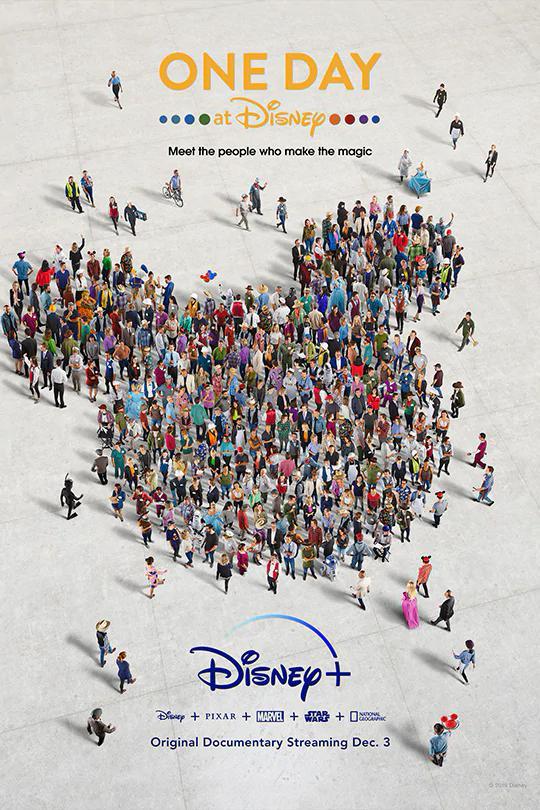 Один день в Disney / One Day at Disney (2019) смотреть онлайн 1 сезон