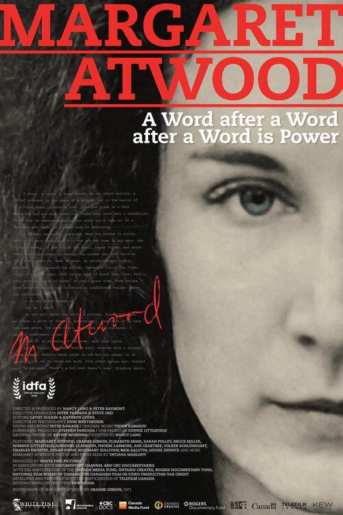 Маргарет Этвуд: Слово после слова после слова - это сила