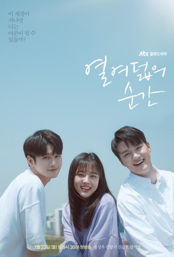 Моменты 18-летия / Yeolyeodeolui Soongan / At Eighteen (2019) смотреть онлайн 1 сезон