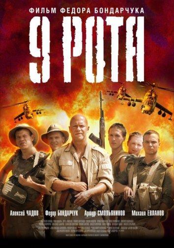 9 рота (2005) смотреть бесплатно онлайн