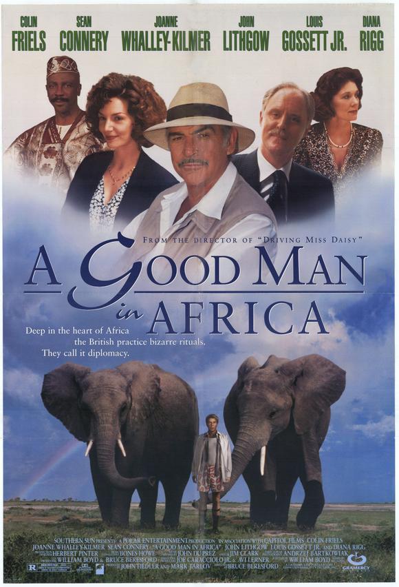 Хороший человек в Африке / A Good Man in Africa (1994)