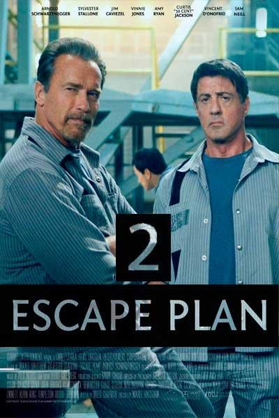 План побега 2 / Escape Plan 2: Hades (2018)
