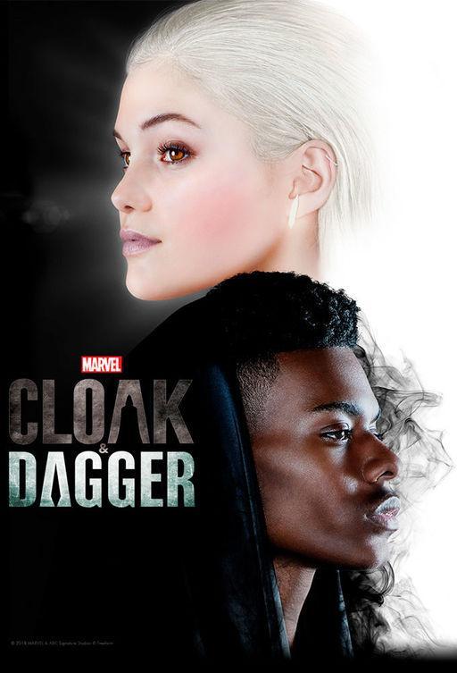 Плащ и Кинжал / Marvel's Cloak & Dagger (2018)