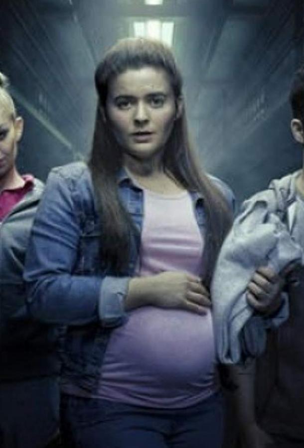 Женщины на грани / Clink (2019) смотреть онлайн 1 сезон