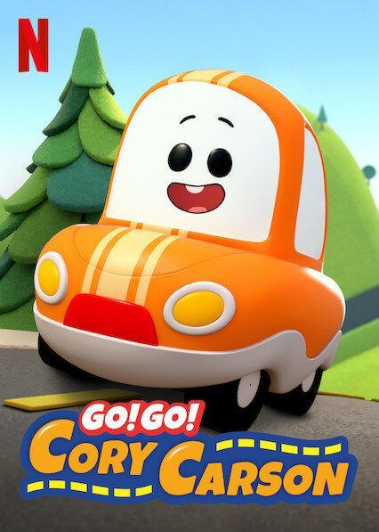 Кори Карсон / Go! Go! Cory Carson (2020)