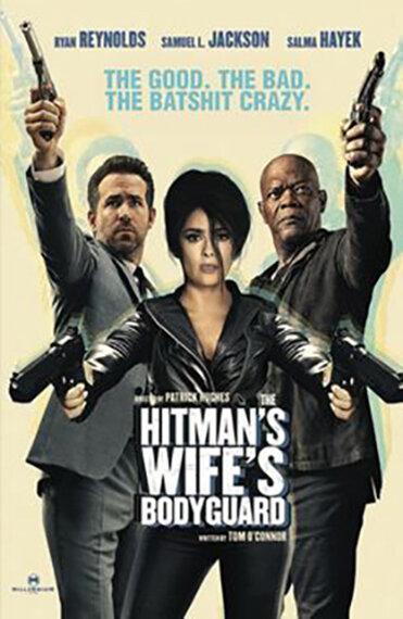 Телохранитель жены киллера / Hitman's Wife's Bodyguard (2021)