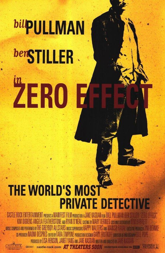 Нулевой эффект / Zero Effect (1998)