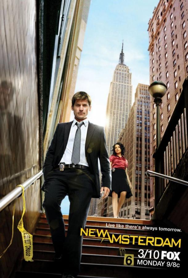 Бессмертный / New Amsterdam (2008)
