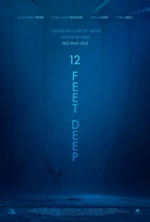 12 футов глубины / 12 Feet Deep (2017)