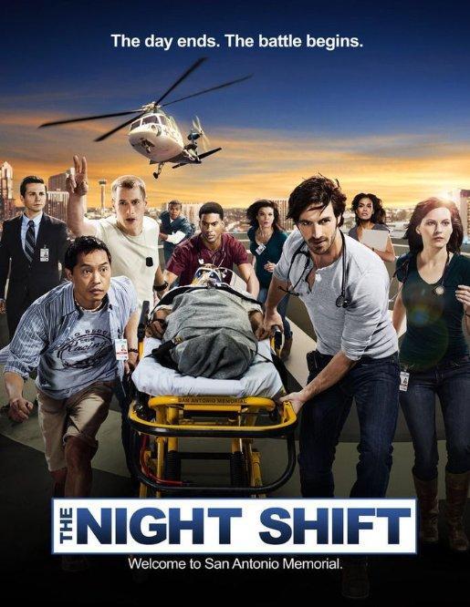 Ночная смена / The Night Shift (2014)
