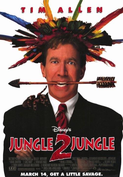 Из джунглей в джунгли / Jungle 2 Jungle (1997)