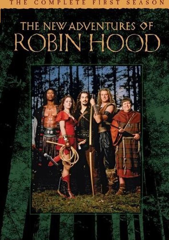 Новые приключения Робин Гуда / The New Adventures of Robin Hood (1997)