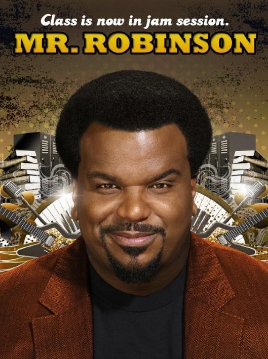 Мистер Робинсон / Mr. Robinson (2015)