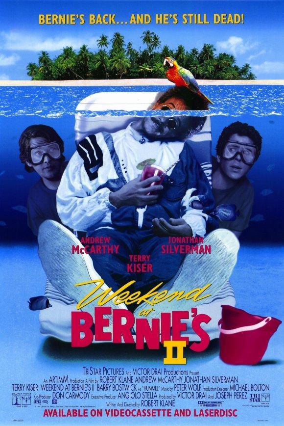 Уик-энд у Берни 2 / Weekend at Bernie's II (1992)