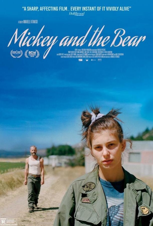Микки и медведь / Mickey and the Bear (2019)