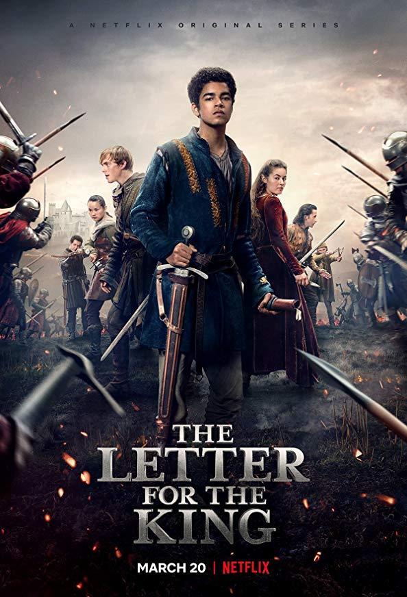 Письмо королю 2020 смотреть онлайн 1 сезон все серии подряд в хорошем качестве