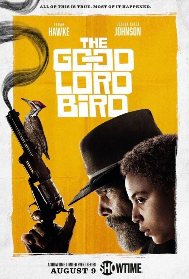 Птица доброго господа / The Good Lord Bird (2020)