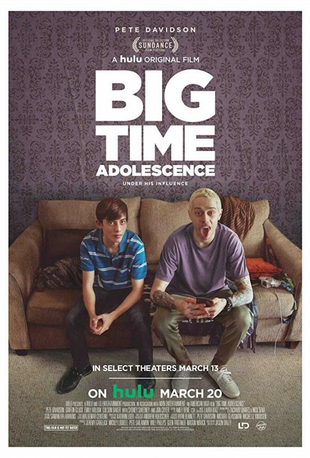 Big Time Adolescence 2019 смотреть онлайн в хорошем качестве
