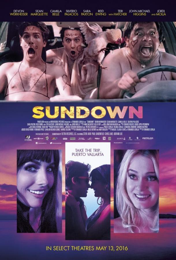Закат / Sundown (2016)