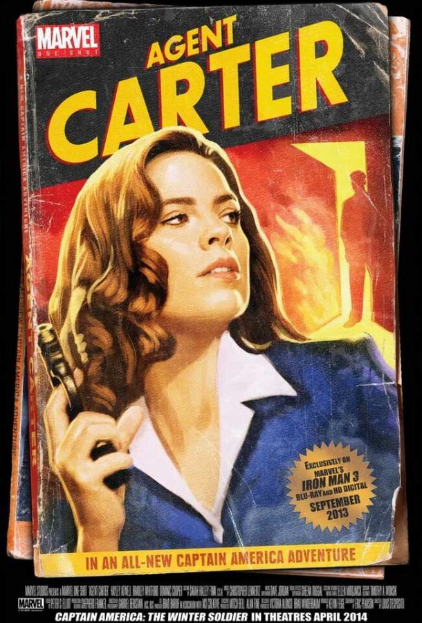 Короткометражка Marvel: Агент Картер / Marvel One-Shot: Agent Carter (2013)
